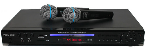Vocal-Star 800 Multi Format Karaoke machine & Remote