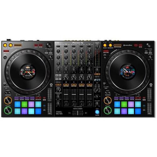 Pioneer DDJ1000 4 Channel Rekordbox DJ Controller with Jog Display & Performance Pads