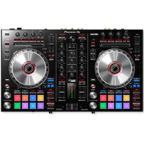 Pioneer DDJSR2 Portable 2-Channel Serato DJ Controller