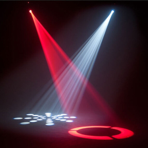 Twister 70W RGBW LED Moving Head Stage Light DMX 512