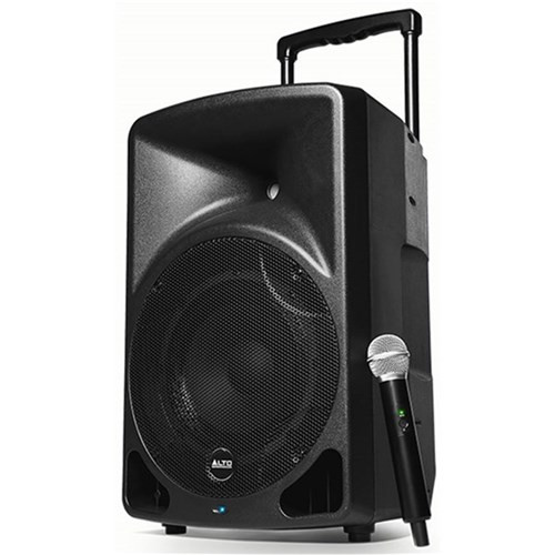 Alto Transport 12 400w Battery-Powered Sound System (638-662MHz)