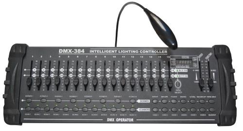 MOS-384 Channel 16 Slider DMX Controller