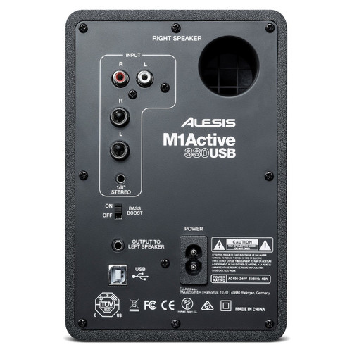 Alesis M1 Active 330USB 10w Active Monitor