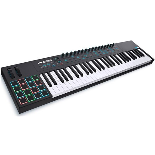 Alesis VI61 61-Key Advanced USB Keyboard Controller
