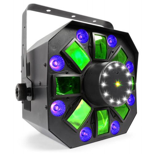 Beamz MultiAcis-IV LED Multi Effect
