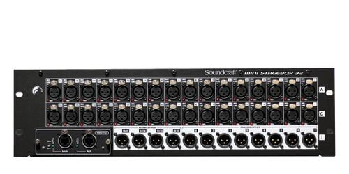Soundcraft Si Mini Stage Box 32 Cat 5