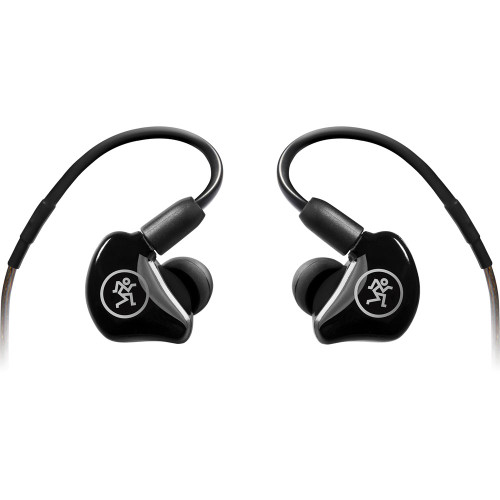 MACKIE MP-220 DUAL DYNAMIC DRIVER PRO IN-EAR MONITORS