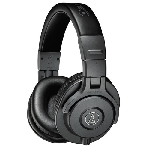 Audio Technica ATH M40x Studio Headphones