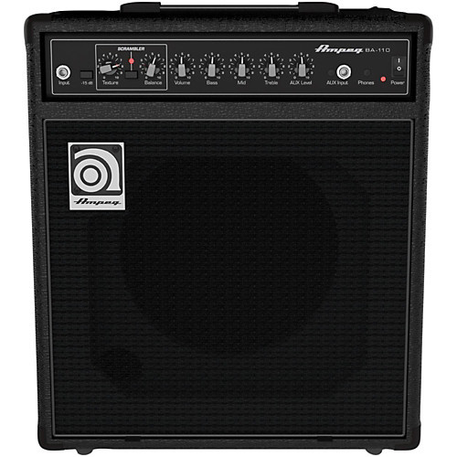 Ampeg BA-110 10″ Speaker 40W Bass Guitar AMP Combo Amplifier