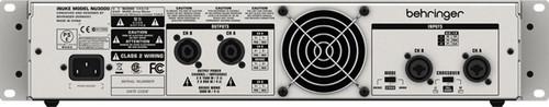 Behringer iNuke NU3000 2 Channel Power Amplifier 3000W