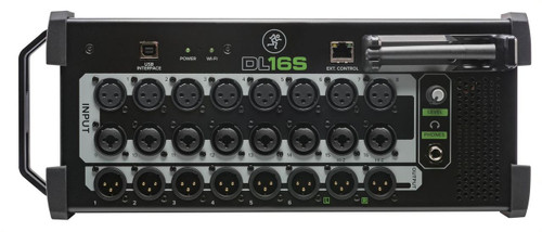 Mackie DL16S 16-Channel Wireless Digital Live Sound Mixer with Built-In Wi-Fi for Multi-Platform Control
