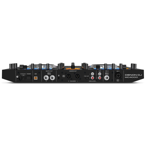 Denon DJ MC4000 DJ Controller 2 Channel
