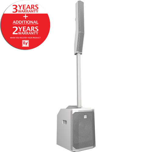 Electro-Voice Evolve 50 White Portable Column System