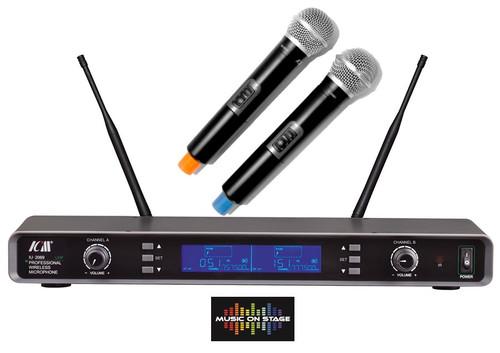 MOS IU-2081 UHF Wireless Handheld Microphone