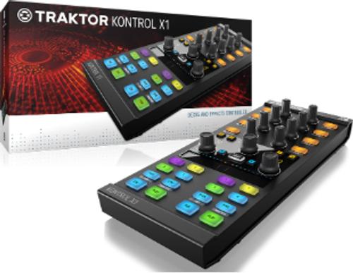 Traktor Kontrol X1 mk2 Effects DJ Controller