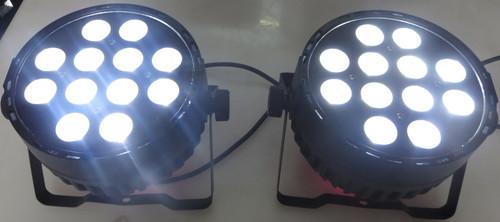 M.O.S Bravo 12  (PAR LED RGBW 4 in 1 DMX-512)