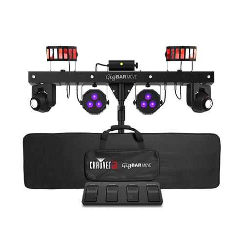 Chauvet DJ GigBar Move DJ Complete Light Set