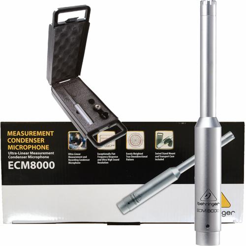 Behringer ECM8000 Measurement Condenser Mic
