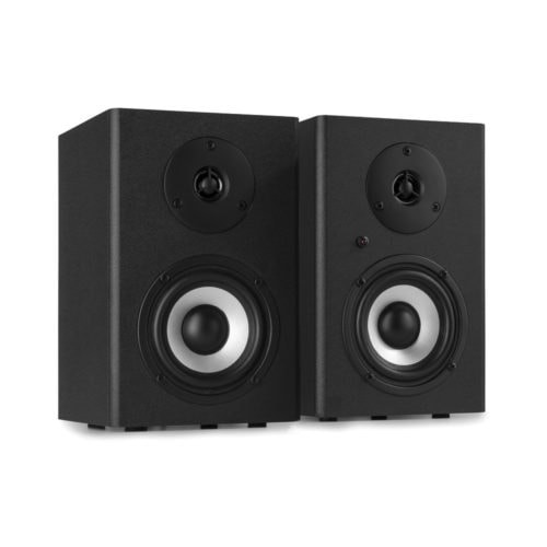 Vonyx SM40 Active Studio Monitor 4 Inch Pair