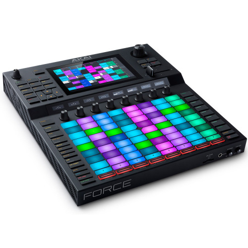 Akai Force Standalone Production and Performance System