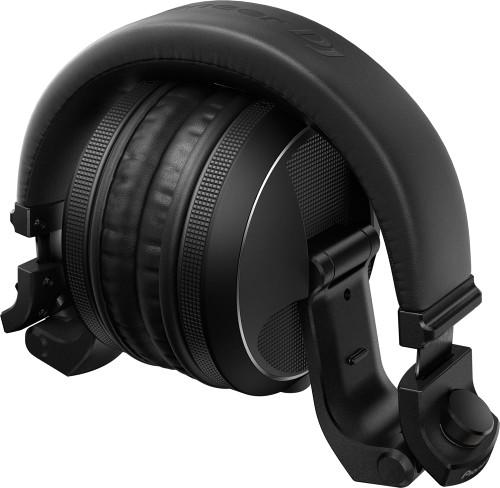 Pioneer DJ HDJ-X5 Over-Ear DJ Headphones Black