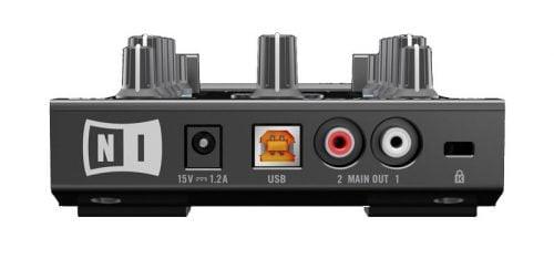 Traktor Kontrol Z1 Hybrid DJ Mixer 2 Channel