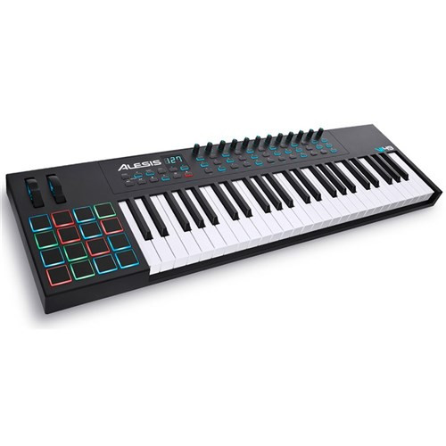 Alesis VI49 MIDI Keyboard 49 Key with 16 Trigger Pads