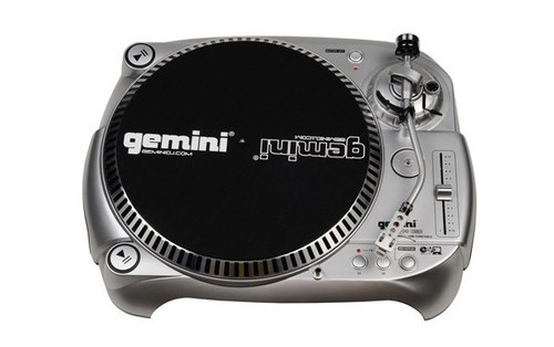 Gemini TT-1100USB Belt Drive Scratch DJ Turntable