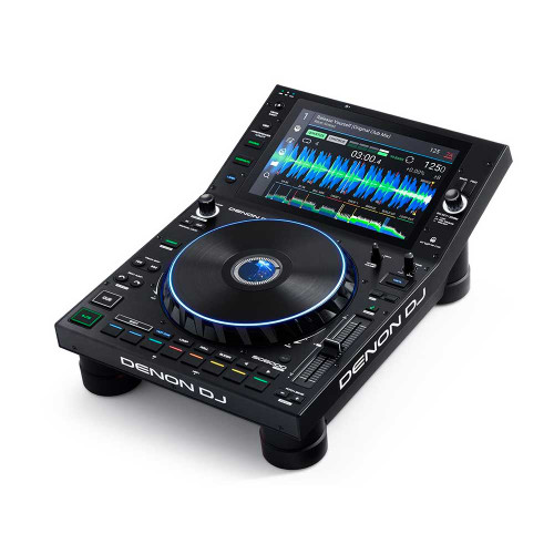 Denon DJ SC6000 Pro DJ Media Player with 10 Inch Touchscreen