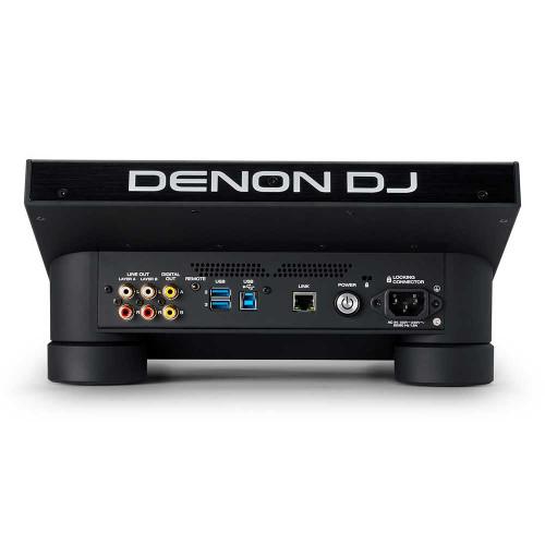 Denon DJ SC6000 Pro DJ Media Player with 10 Inch Touchscreen
