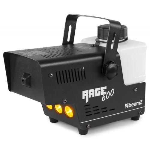 Beamz Rage 600 LED Smoke Machine 600W