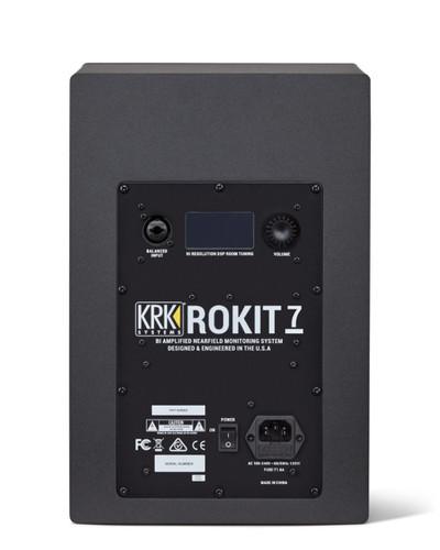 KRK Rokit 7 G4 Pair DSP Studio Monitors
