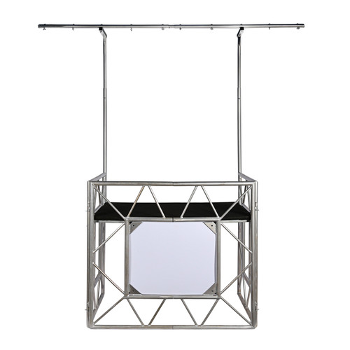 SWAMP DJ Truss Booth Event Stand and Lighting Bar