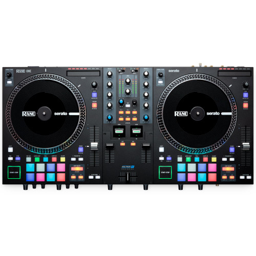 "Rane ONE Professional Motorised DJ Controller with 7"" Platters"