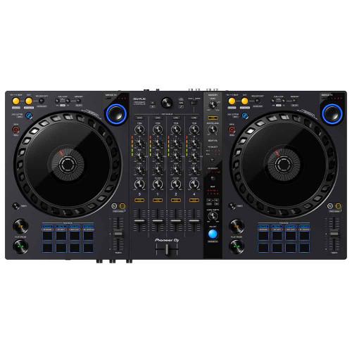 Pioneer DDJ-FLX6 4 Channel DJ Controller – Serato DJ Pro & Rekordbox