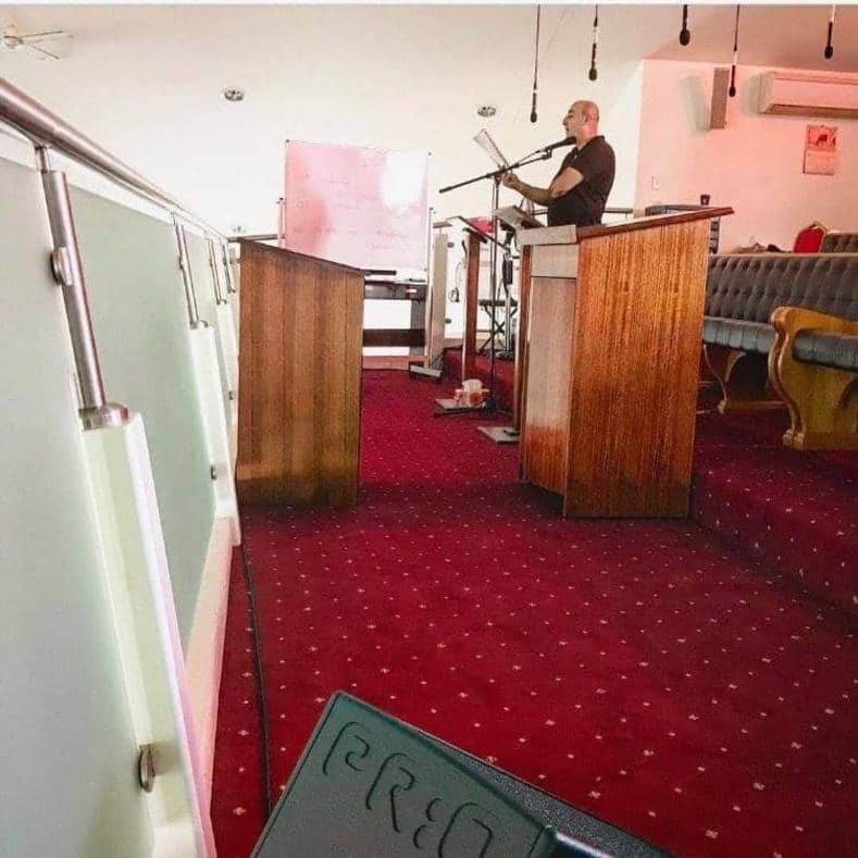 ST ABDISHO'S CHURCH OF MELBOURNE GETS END-TO-END AUDIO REFIT