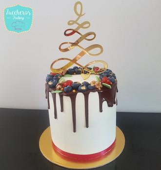 Xmas Chocolate Cake