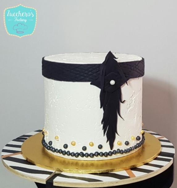 Gatsby Custom Cake