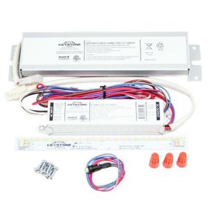 Keystone KT-EMRG-LED-12-1200-K1 LED Emergency Driver Bulb Ballast Retrofit Kit