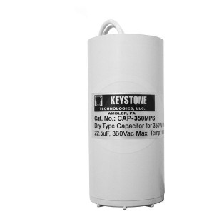 Keystone CAP-350MPS 360Vac 22.5uf Dry Type Capacitor 350W MPS
