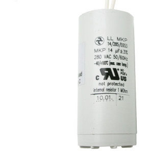 150 Watt HPS S55 280 Volt Replacement Dry Film 14 uF Capacitors