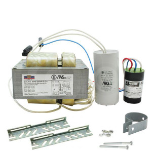 Keystone MPS-350A-P-CA 350W M131 Pulse Start Ballast Kit 5 Tap