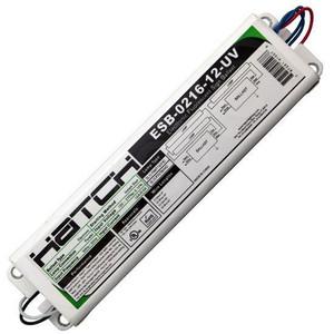 Hatch ESB-0216-12-UV Electronic Fluorescent Sign Ballast 2 Lamp
