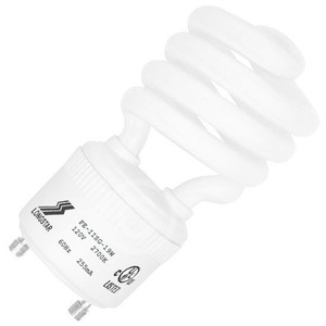 Longstar FE-IISG-19W 27K 2700K 120V GU24 Twist Lock Light Bulb
