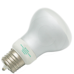 Litetronics MB-509DP | 5W R20 Purewhite Dimmable CCFL Light Bulb