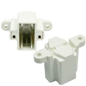 Edwin Gaynor 1181-9-2H Two Hole Mount CFL G23 9W Light Socket