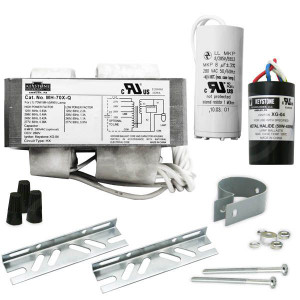 Keystone MH-70X-Q-KIT 70W M98 Metal Halide Ballast Kit | 4 Tap