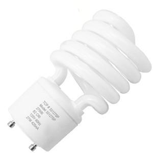 TCP 33127SP CFL GU24 Base Springlamp