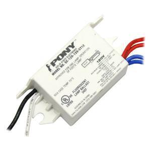 Fulham 10353 Pony Sugar Cube SC-120-120-CT12 Rapid Start Electronic Ballast 120V