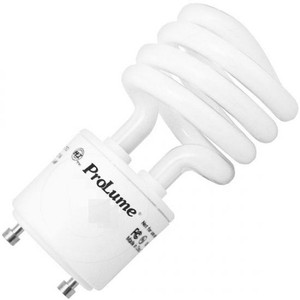 Prolume CFL18/41/GU24 18W HLT 46520 CFL Twist Lock Lamp 4100K